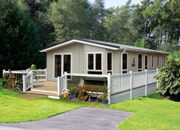 Thumbnail 2 bed mobile/park home for sale in Lilac Lodge, Blue Anchor, Minehead
