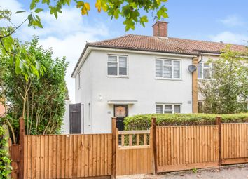 Thumbnail 3 bed end terrace house for sale in Stevenage Crescent, Borehamwood