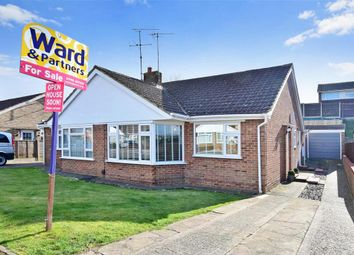 Thumbnail 2 bed semi-detached bungalow for sale in Peel Drive, Sittingbourne, Kent