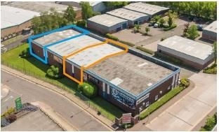 Thumbnail Industrial to let in Unit 2E, Stag Industrial Estate, Altrincham