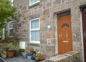 Thumbnail 2 bed terraced house for sale in Nevada Place, Heamoor, Penzance, Cornwall