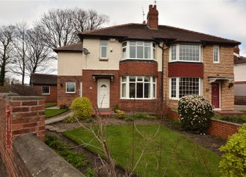 Thumbnail 4 bed semi-detached house for sale in Savile Road, Methley, Leeds, West Yorkshire