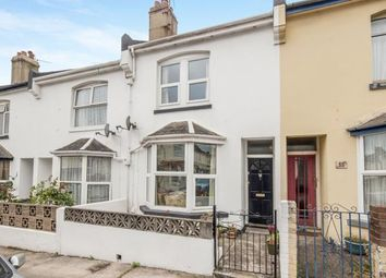 Thumbnail 2 bed terraced house for sale in Paignton, Devon, N/A