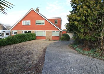 Thumbnail 4 bed semi-detached house for sale in Hollowmead Close, Claverham, North Somerset
