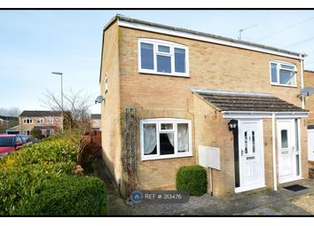 Thumbnail 2 bed semi-detached house to rent in Lawrence Close, Hampshire
