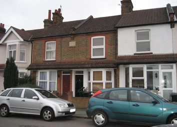 Thumbnail 2 bed terraced house to rent in Bradshaw Road, Watford, Hertfordshire