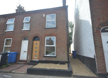 Thumbnail 2 bed terraced house to rent in Marriott Close, Heigham Street, Norwich