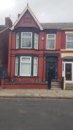 Thumbnail 3 bedroom terraced house to rent in Sark Road, Liverpool