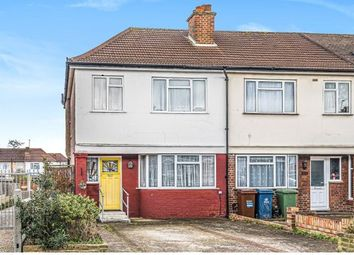 Thumbnail 4 bed end terrace house for sale in Stanley Road, Harrow