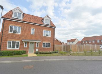 Thumbnail 5 bed detached house for sale in Hereson Road, Broadstairs