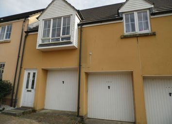 Thumbnail 2 bed flat to rent in Larcombe Road, St Austell, Cornwall