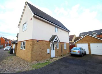 Thumbnail 3 bedroom link-detached house to rent in Emperor Circle, Ipswich
