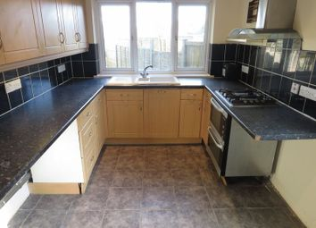 Thumbnail 3 bed detached house to rent in Salcot Crescent, New Addington, Croydon