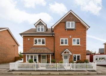 Thumbnail 3 bedroom semi-detached house for sale in Mulberry Place, Woodley, Reading