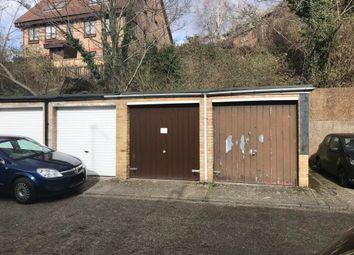 Thumbnail Parking/garage for sale in Garage Rear Of 381 Walderslade Road, Walderslade, Chatham, Kent