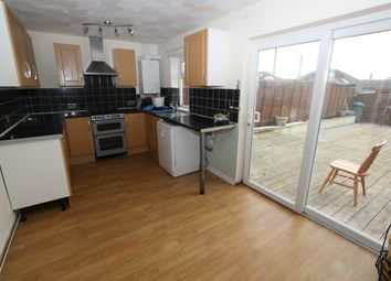 Thumbnail 3 bed terraced house for sale in Peacock Avenue, Torpoint