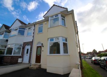 Thumbnail 4 bedroom end terrace house for sale in Memorial Road, Hanham, Near Bristol, South Gloucestershire