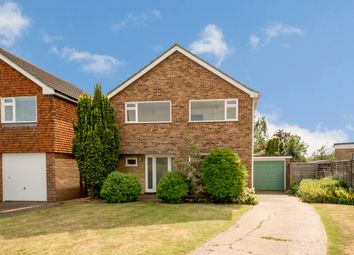 Thumbnail 4 bed detached house for sale in Churchwood Close, Rough Common, Canterbury