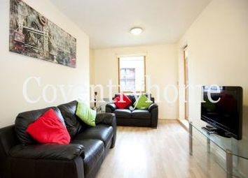 Thumbnail 3 bed flat to rent in Serviced Apartment 'short Term' Let, Coventry 5Sa, 'lowest Price Guarantee'
