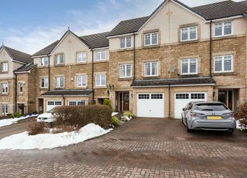 Thumbnail 4 bed town house for sale in Woodruff Gait, Dunfermline