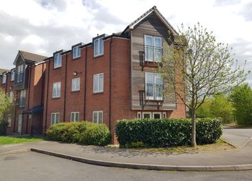 Thumbnail 2 bed flat for sale in Carter Road, Coventry