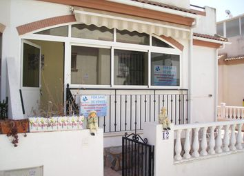 Thumbnail 3 bed town house for sale in Aria VI, Torrevieja, Alicante, Valencia, Spain