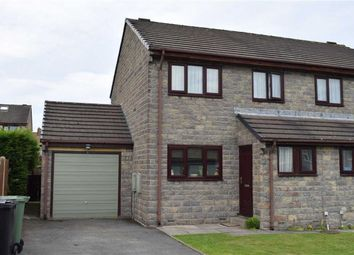 Thumbnail 3 bed semi-detached house to rent in 5, The Heights, Scholes, Scholes Holmfirth