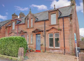 Thumbnail 3 bed semi-detached house for sale in New Abbey Road, Dumfries