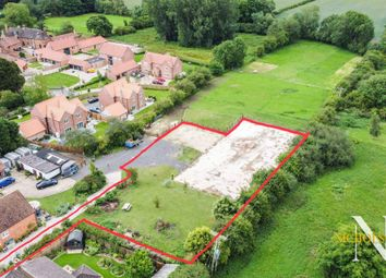 Thumbnail Land for sale in Land With 3 Buliding Plots, Kirklington Road, Hockerton, Southwell, Nottinghamshire