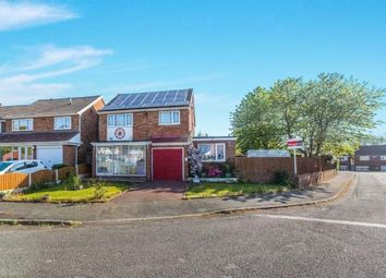 Thumbnail 3 bed detached house for sale in Crail Grove, Birmingham, West Midlands
