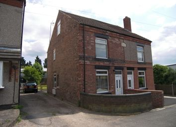 Thumbnail 4 bed semi-detached house for sale in Wharf Road, Pinxton