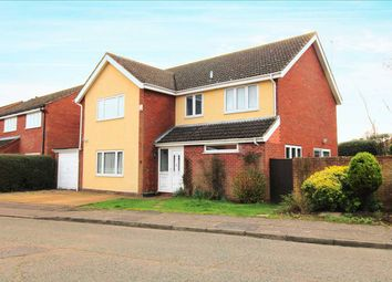 4 bed detached house for sale in Redmill, Colchester CO3