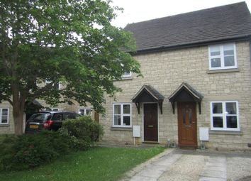 Thumbnail 2 bedroom semi-detached house for sale in John Tame Close, Fairford