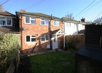 Thumbnail 3 bed terraced house to rent in Sunnyside, Swan Street, Kingsclere, Newbury