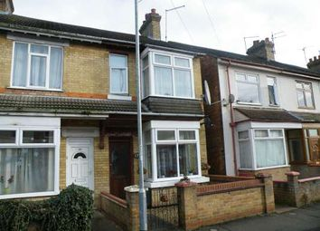 Thumbnail 2 bed terraced house to rent in Belsize Avenue, Woodston, Peterborough