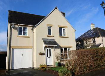Thumbnail 4 bed property for sale in Werrington Drive, Callington