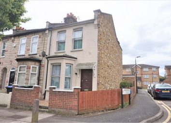 Thumbnail 3 bed end terrace house for sale in Burleigh Road, Enfield