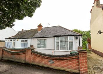 Thumbnail 2 bed semi-detached bungalow for sale in Burnham Road, London
