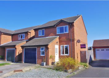 Thumbnail 3 bed detached house for sale in Easby Close, Bedale