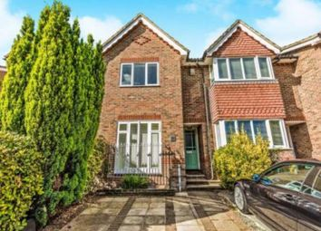 Thumbnail 4 bed semi-detached house to rent in Limebush Close, New Haw, Addlestone, Surrey