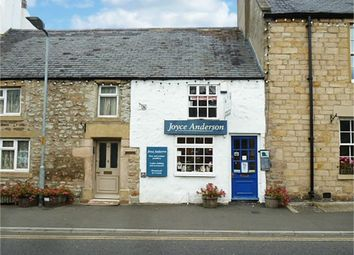 Thumbnail 1 bed terraced house for sale in Hill Street, Corbridge, Northumberland