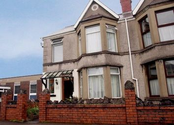 Thumbnail 4 bed semi-detached house for sale in Pontardulais Road, Swansea, West Glamorgan