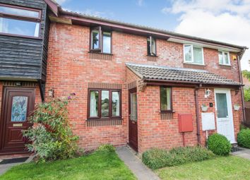 Thumbnail 2 bedroom terraced house for sale in Fitzgerald Road, Poringland, Norwich