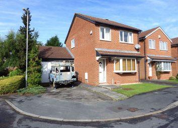 Thumbnail 3 bed detached house for sale in Oak Close, Little Stoke, Bristol