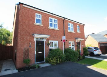 Thumbnail 3 bed semi-detached house to rent in Rendle Close, Northwich