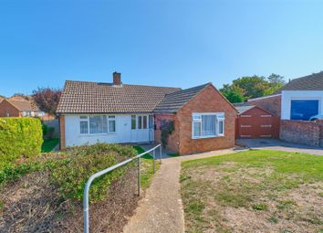 Upper Sherwood Road, Seaford BN25. 2 bed detached bungalow