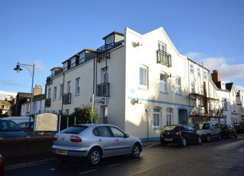Thumbnail 2 bed flat for sale in Wedgwood Court, Somerset Place, Teignmouth, Devon