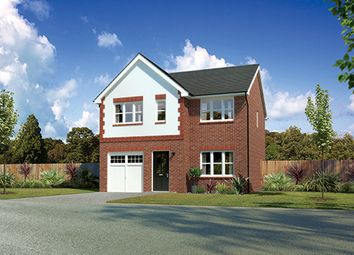 Thumbnail 4 bed detached house for sale in Fern Hill, Barnston Mews, Farndon