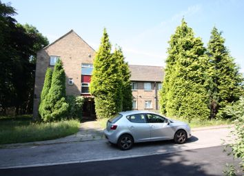 Thumbnail 1 bed flat to rent in Oakwood Court, Leeds