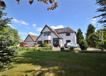 Thumbnail 4 bed detached house for sale in Tewkesbury Road, Elmstone Hardwicke, Cheltenham